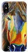 Horse One IPhone Case