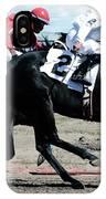 Horse Power 12 IPhone Case