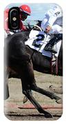 Horse Power 7 IPhone Case