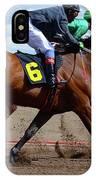 Horse Power 9 IPhone Case
