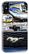 Horse Power IPhone Case