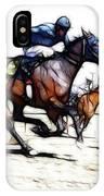 Horse Racing Dreams 1 IPhone Case