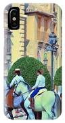 Horse Riding 2 IPhone Case