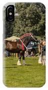 Horse Show IPhone Case