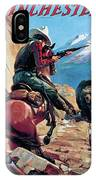 Horseman And Bear IPhone Case
