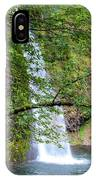 Horsetail Falls, Oregon IPhone Case