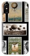 Hot Air Balloon Posters IPhone Case