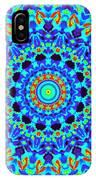 Hot Cat Mandala IPhone Case