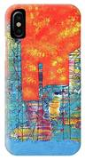 Hot Day In The City IPhone Case