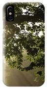 Hot Golden Mists Of Summer IPhone Case