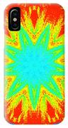 Hot Kaleidoscope Flower IPhone Case