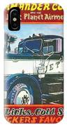 Hot Licks Cold Steel IPhone Case