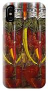 Hot Pickled Peppers IPhone Case