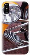 Hot Rod Headlight IPhone Case