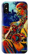Hot Sax IPhone Case