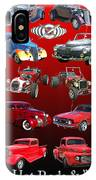 Car Show And Shine Poster IPhone Case
