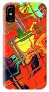 Hot Tile Reflection IPhone Case