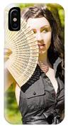 Hot Woman IPhone Case