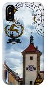 Hotel Goldener Hirsch IPhone Case