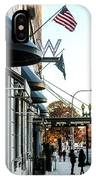 Hotel Washington IPhone Case
