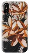 Hothouse Flowers IPhone Case