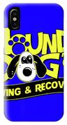 Hound Dogs IPhone Case