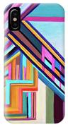 House By The Bay IPhone Case