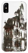 House Dracula IPhone Case