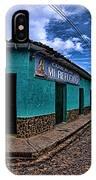 House Of Altagracia De Orituco IPhone Case