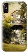 House On A Hill IPhone Case