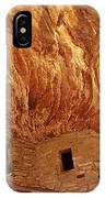 House On Fire Ruins IPhone Case