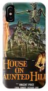 House On Haunted Hill 1958 IPhone Case