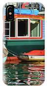 Houseboats 4 - Lake Union - Seattle IPhone Case