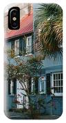 Houses In Charleston Sc IPhone Case