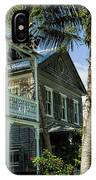 Houses In The Palms  IPhone Case