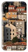 Houses Of Porto In Portugal IPhone Case