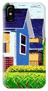 Houses Remastered IPhone Case