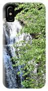 Houston Brook Falls Square IPhone Case