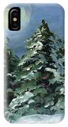 How Great The Lesser Light IPhone Case