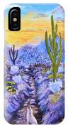 Howling Good Evening IPhone Case