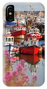 Howth Harbour IPhone Case