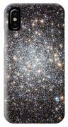 Hubble Image Of Messier 9 IPhone Case