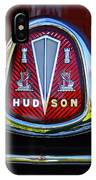 Hudson Grill IPhone Case