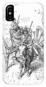 Hudsons Bay Company Traders IPhone Case