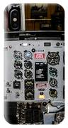 Huey Instrument Panel IPhone Case