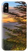 Hug A Tree. IPhone X Case