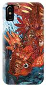 Humanity Fish IPhone Case