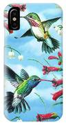Humming Birds IPhone Case