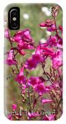 Hummingbird Trumpet IPhone Case