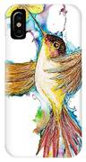 Hummm IPhone Case